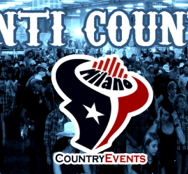 eventi country