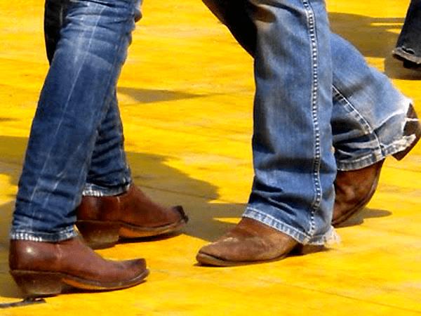 passi di Country Line Dance