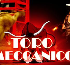 Noleggio Toro Meccanico (Ideale per Adulti e Bambini)