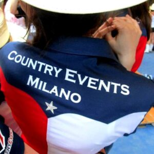 camicia country events donna