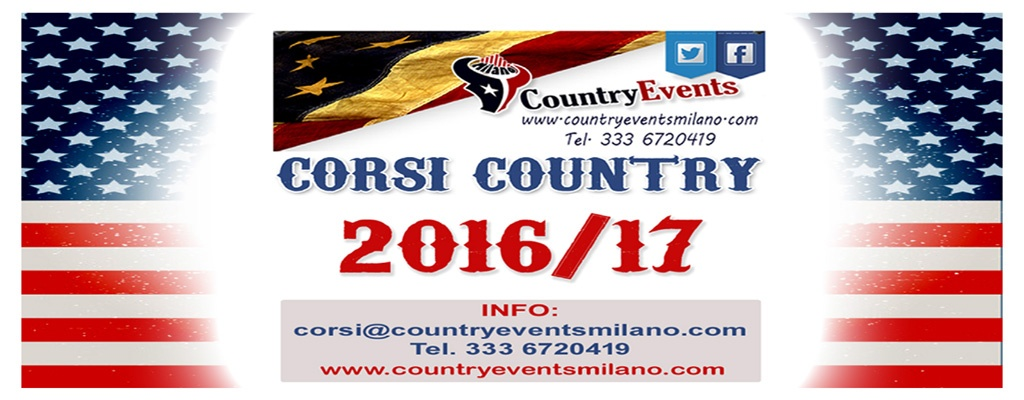 CORSI COUNTRY