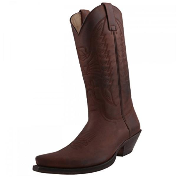 doc2 600x600 - Sendra Boots, Stivali uomo Marrone marrone