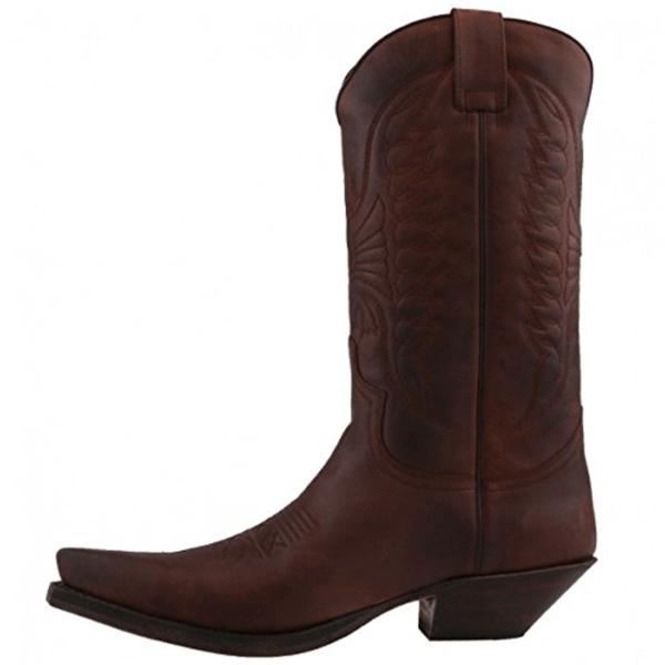 doc3 600x600 - Sendra Boots, Stivali uomo Marrone marrone