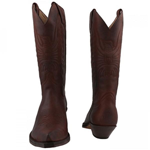 doc4 600x600 - Sendra Boots, Stivali uomo Marrone marrone