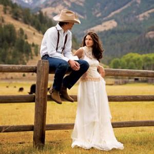 Abiti Da Sposa Western.Country Wedding Un Matrimonio Tra Cowboy E Cowgirl