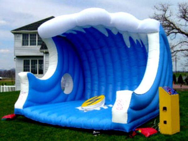 Mechanical Inflatable Surf Simulator 600x452 - PACCHETTO SURF MECCANICO SILVER